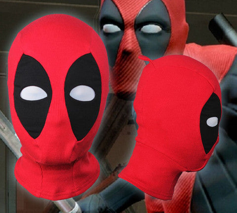 Deadpool Balaclava Halloween Cosplay Costume Full Face Mask