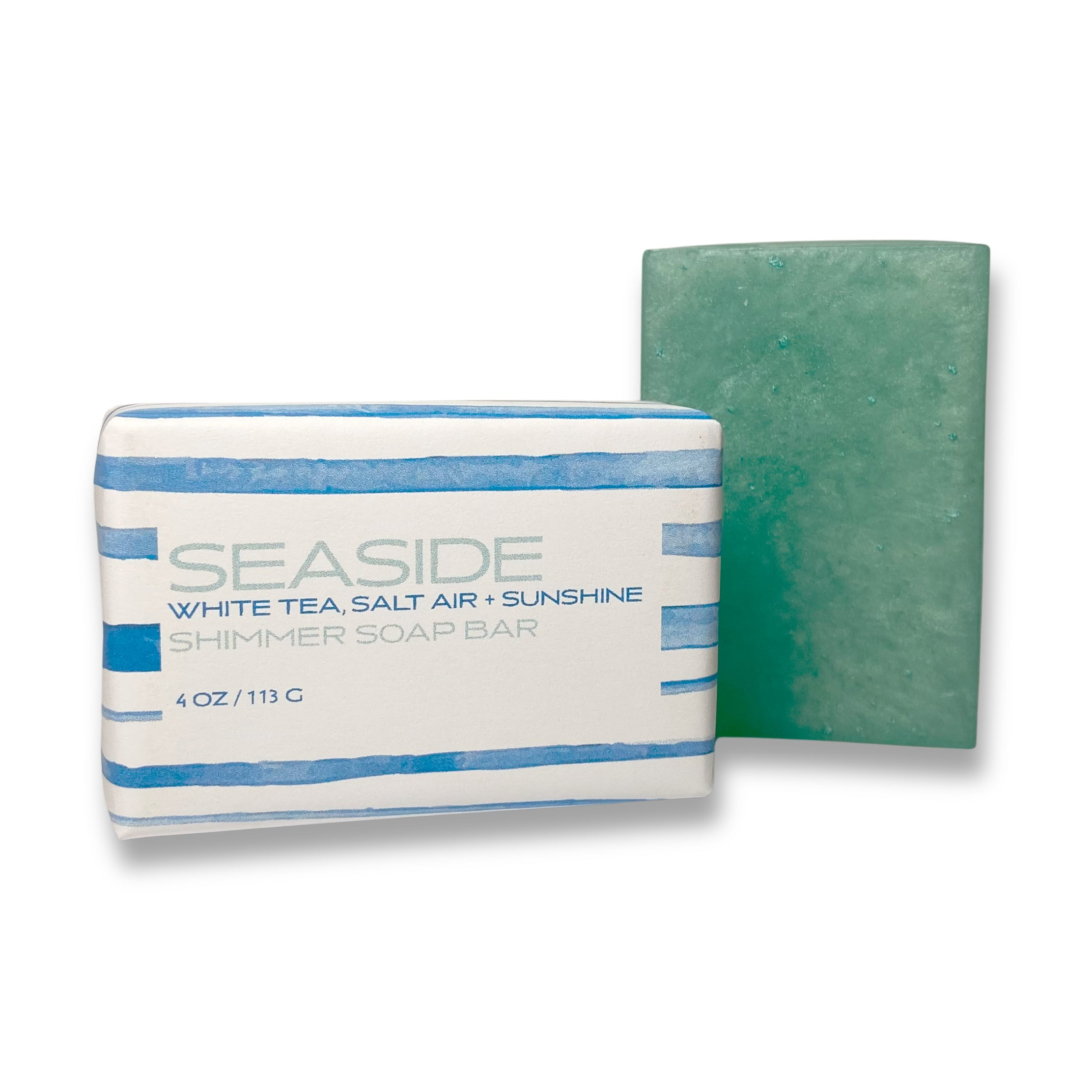 SEASIDE Shimmer Soap Bar