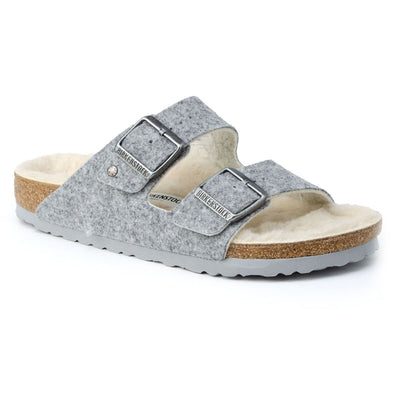 ARIZONA RIVET LIGHT GREY - Birkenstock Plus