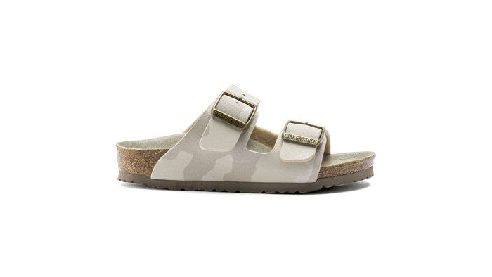 Arizona Kids Desert Soil Camo sand - Birkenstock Plus