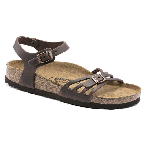 Bali Oiled Leather Habana - Birkenstock Plus