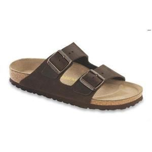 Arizona Oiled Leather Habana - Birkenstock Plus
