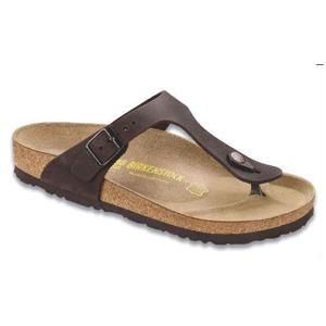 Gizeh Oiled Leather Habana - Birkenstock Plus
