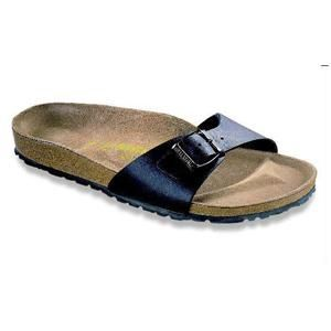 Madrid Birko-Flor Black - Birkenstock Plus