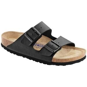 Arizona Soft Footbed Birko-Flor Black - Birkenstock Plus