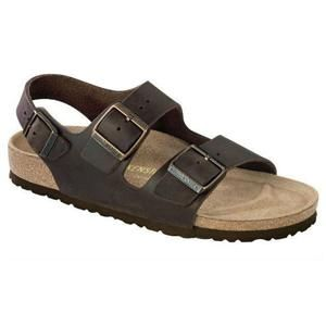 Milano Oiled Leather Habana - Birkenstock Plus