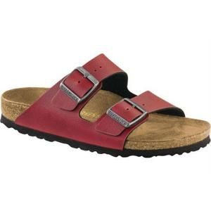 Arizona Vegan Pull Up Bordeaux - Birkenstock Plus