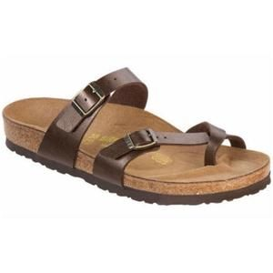 Mayari Birko-Flor Graceful Toffee - Birkenstock Plus