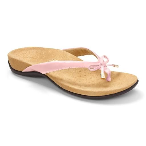 Bella II Toe Post Sandal Pink - Birkenstock Plus