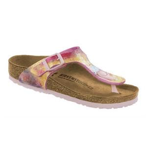 Gizeh Kids Birko-Flor Water Color Multi - Birkenstock Plus