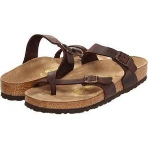Mayari oiled Leather Habana - Birkenstock Plus