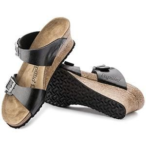 Dorothy Birko-Flor Graceful Licorice - Birkenstock Plus
