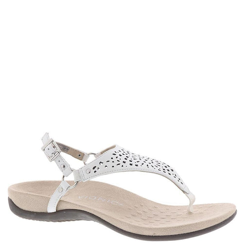 Kirra Backstrap Sandal White - Birkenstock Plus