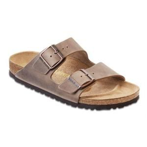 Arizona Oiled Leather Tabacco Brown - Birkenstock Plus