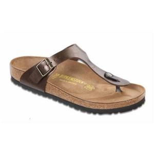 Gizeh Birko-Flor Graceful Toffee - Birkenstock Plus