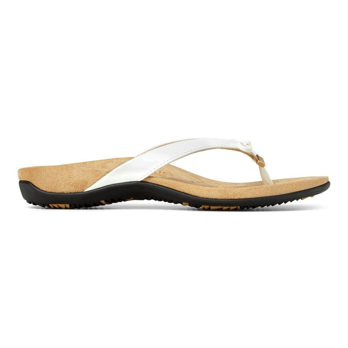 Bella II Toe Post Sandal White - Birkenstock Plus