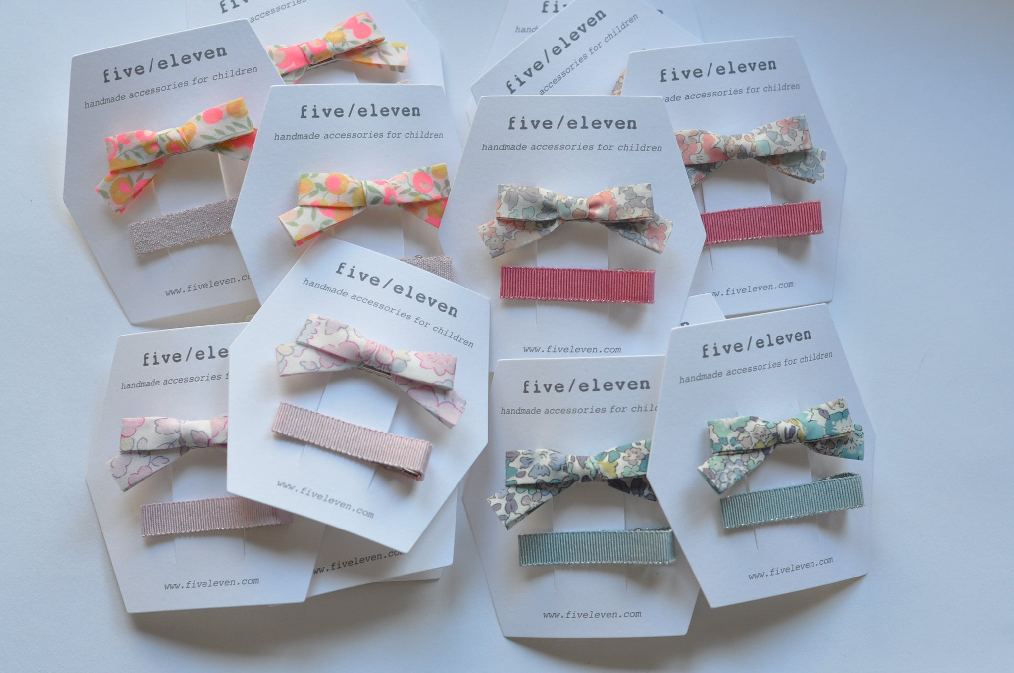 The SPRING hair clips are here!