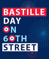 Bastille Day NYC Sunday July 10th on East 60th Street! Come and say hi!