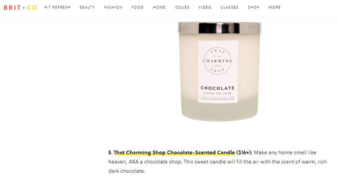 Brit + Co - That Charming Shop - Chocolate Lover's Gift Guide