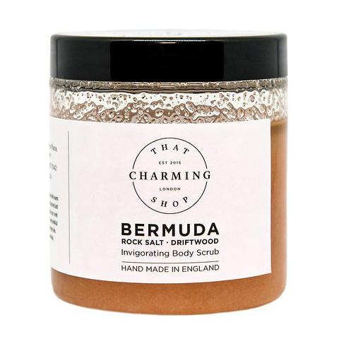 City Lights Body Scrub - City Body Scrub - Bermuda Body Scrub - Rock Salt Driftwood Body Scrub - That Charming Shop