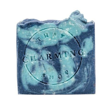 City Lights Soap - City Soap - Bermuda Soap - Rock Salt Driftwood Soap - That Charming Shop