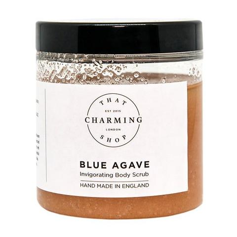 Blue Agave Body Scrub - Blue Agave Cocoa Lime Body Scrub - That Charming Shop