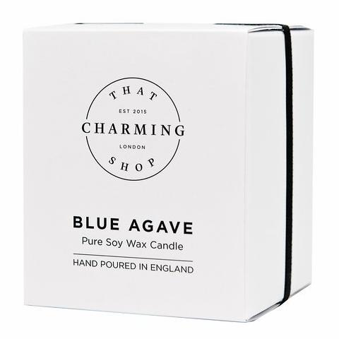Blue Agave Home Candle - Blue Agave Cocoa Candle - That Charming Shop