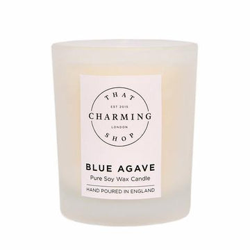 Blue Agave Travel Candle - Blue Agave Cocoa Lime Candle - That Charming Shop