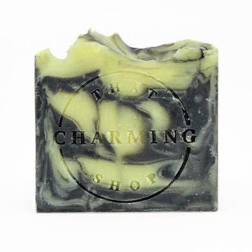City Lights Soap - City Soap - Capri Soap - Lemon Amber Black Pepper Home Soap - That Charming Shop
