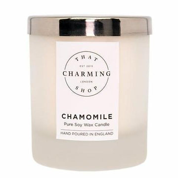 Chamomile Candle - Chamomile Home Candle - That Charming Shop