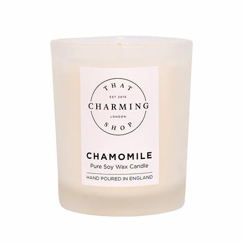 Chamomile Candle - Chamomile Travel Candle - That Charming Shop