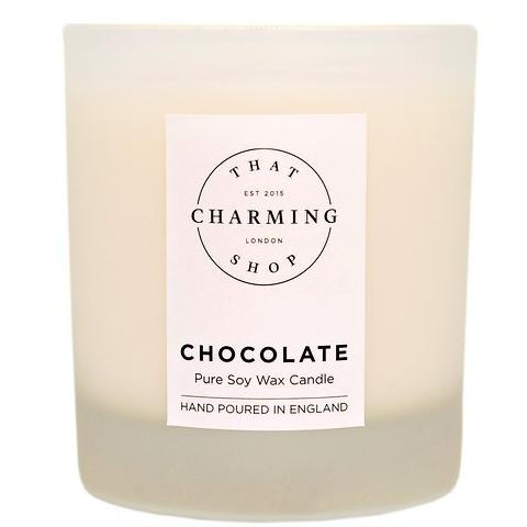 Chocolate Candle - Chocolate Deluxe Candle - That Charming Shop