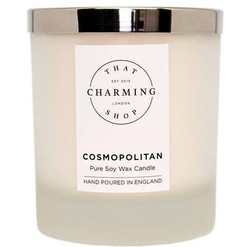 Cosmopolitan Candle - Cosmopolitan Deluxe Candle - That Charming Shop