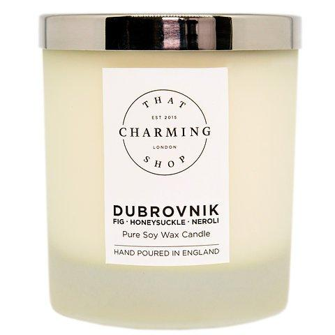 City Lights Candle - City Candle - Dubrovnik Candle - Fig Honeysuckle Neroli Deluxe Candle - That Charming Shop