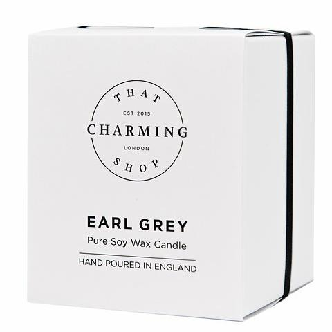 Earl Grey Candle - Earl Grey Home Candle - That Charming Shop