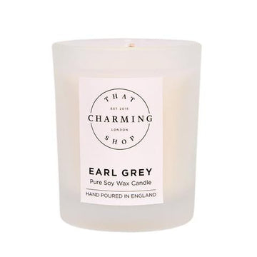 Earl Grey Candle - Earl Grey Travel Candle - That Charming Shop