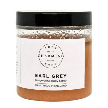 Earl Grey Body Scrub - That Charming Shop