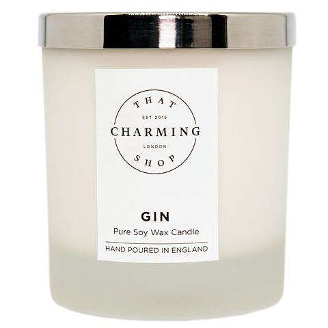 Gin Candle - Gin Deluxe Candle - That Charming Shop