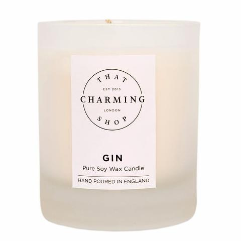 Gin Candle - Gin Home Candle - That Charming Shop