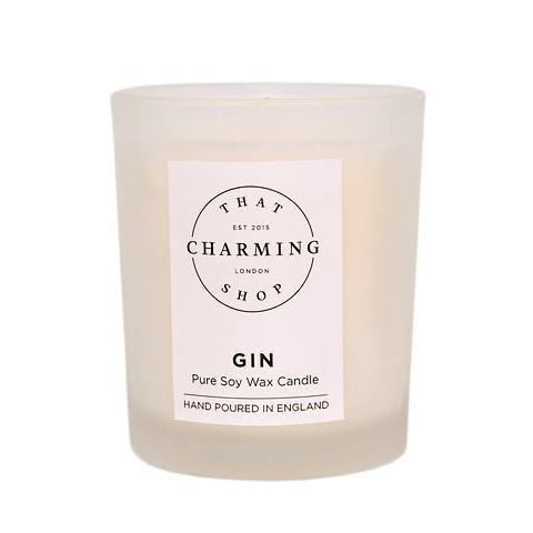 Gin Candle - Gin Travel Candle - That Charming Shop