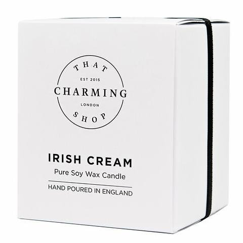 Irish Cream Candle - Irish Cream Home Candle - That Charming Shop - Christmas Candle