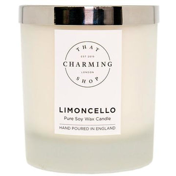 Limoncello Candle - Limoncello Deluxe Candle - That Charming Shop