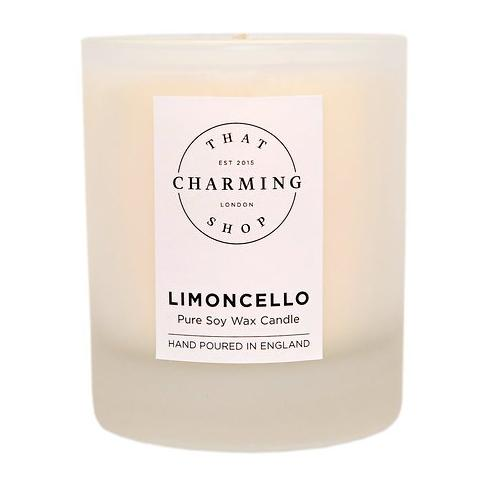 Limoncello Candle - Limoncello Home Candle - That Charming Shop