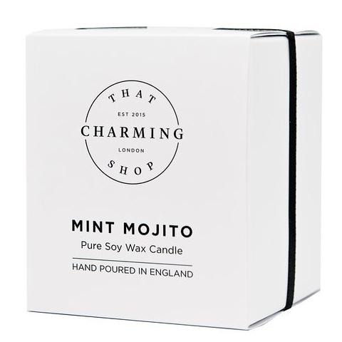 Mojito Candle - Mint Mojito Home Candle - That Charming Shop - Cocktail Candle