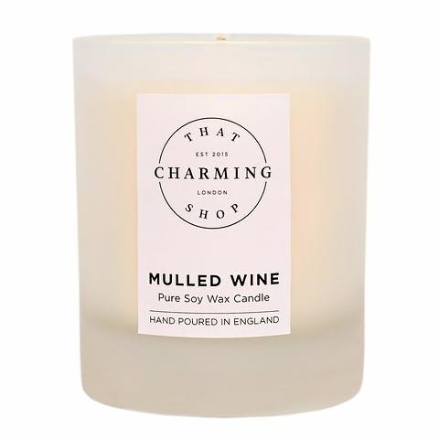 Mulled Wine Candle - Mulled Wine Home Candle - That Charming Shop - Christmas Candle