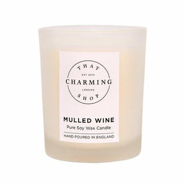 Mulled Wine Candle - Mulled Wine Travel Candle - That Charming Shop - Christmas Candle