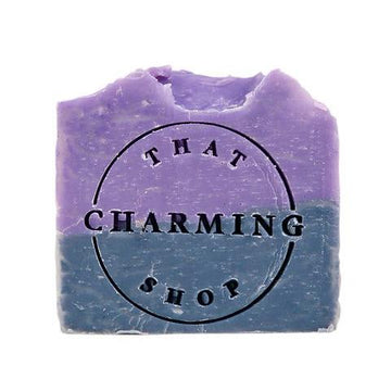 City Lights Soap - City Soap - New York Soap - Apple Violet Rosewood Soap - That Charming Shop