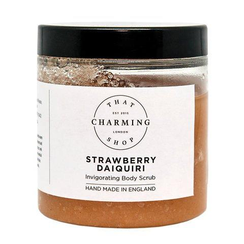 Strawberry Daiquiri Body Scrub - That Charming Shop