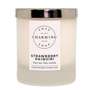 Strawberrry Daiquiri Candle - Strawberry Daiquiri Home Candle - That Charming Shop