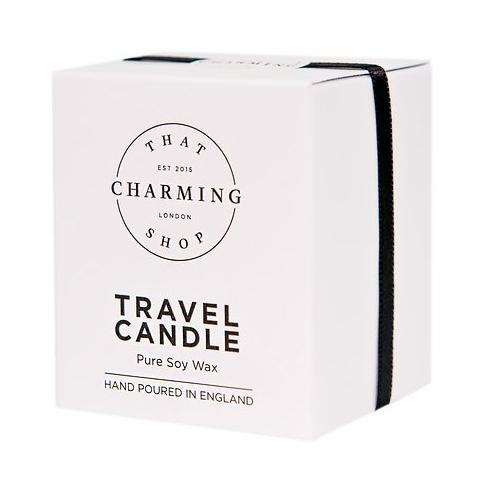 Champagne Candle - That Charming Shop - Champagne Travel Candle - Wedding Candle